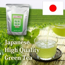 Natural and delicious organic tea like MATCHA / easy to use made in Japan