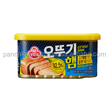 Ottogi Ham 200G Canned Meat Canned Spam Richam Luncheon Meat Korean Food