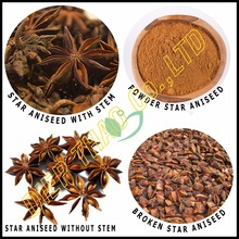 STAR ANISE/ VIETNAM NATURAL STAR ANISEED