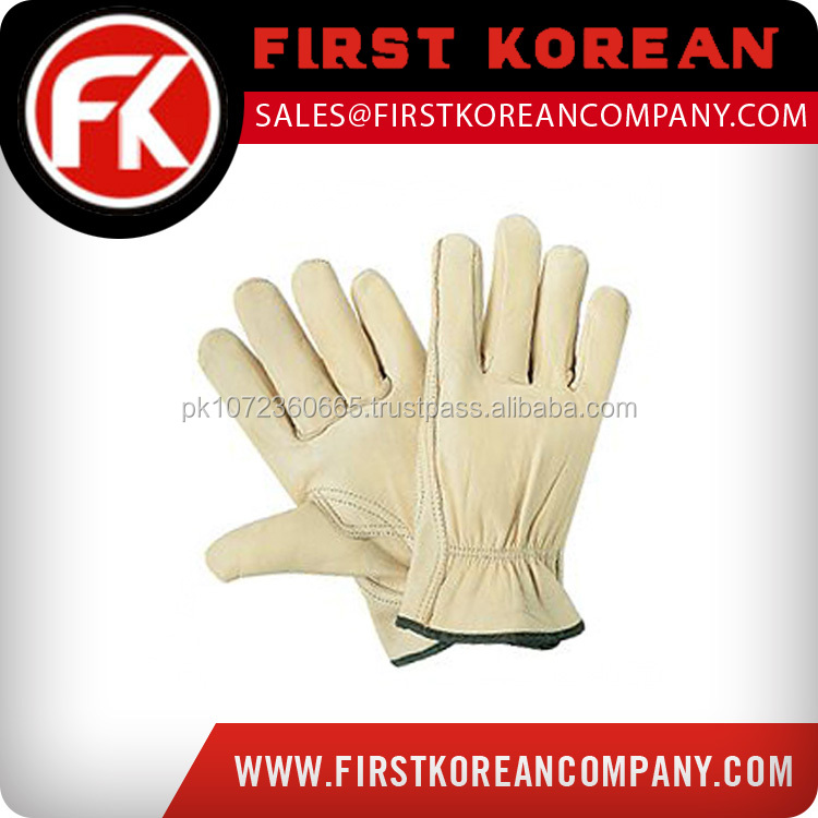 Goat & Cow Skin Leather Gloves,Cowhide Driver Gloves For Men