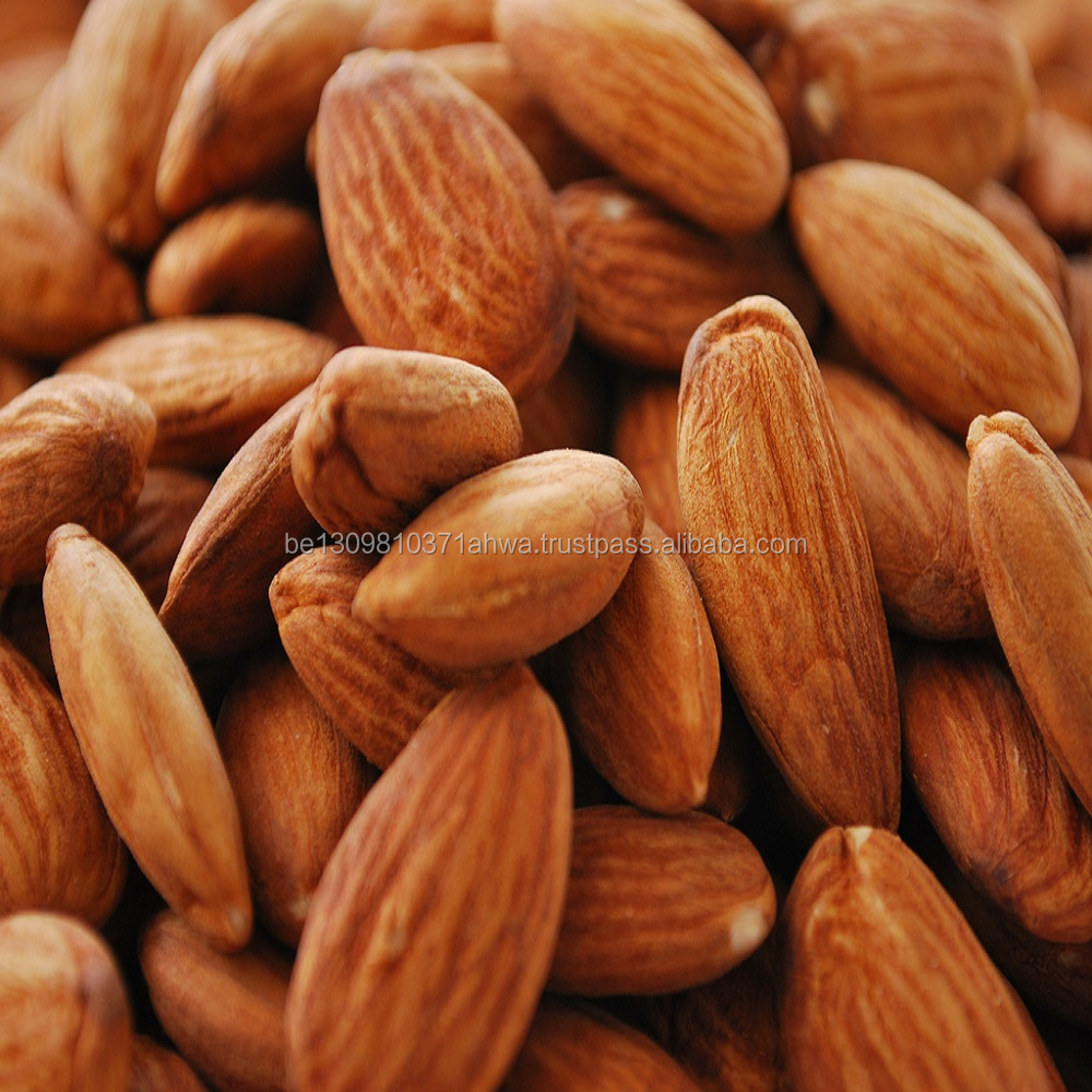 Whole Natural Raw Almonds Nuts