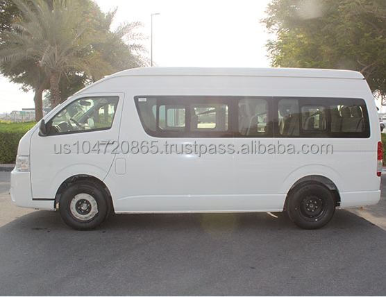 Toyota Hiace 2.5L Diesel High roof with ABS
