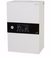 Wall Hung Electric Boiler for Home Heating System 48 kW 3 phase
