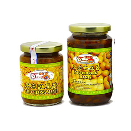Malaysia Manufactured Tasty and Delicious Sweet Bean Paste 250g