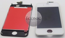 Mobile Phone LCD for iphone 4S screen and digitizer assembly - econic y khang
