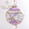 2019 New Product Christmas Ornament Glass Ball