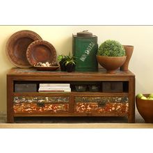 Best Quality Mini Cabinet Made From Old Boats Indonesia Furniture