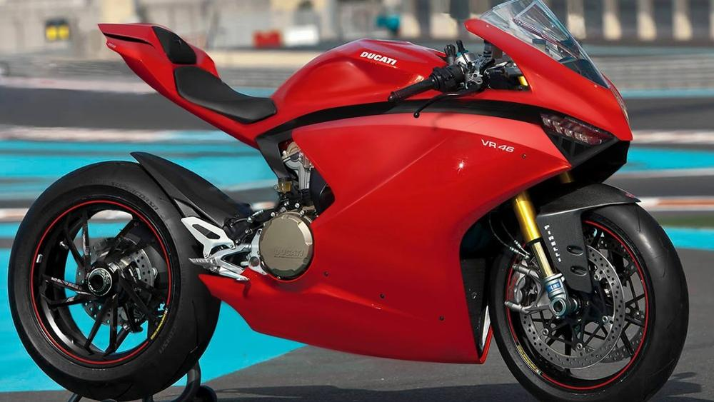 Used Dcati 1199 Panigale motorcycle