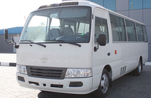 TOYOTA COASTER BUS 30 SEATER NEW SALE Petrol and Diesel NEW