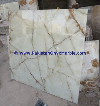 PAKISTAN SUPPLIER WHITE ONYX SLABS COLLECTION