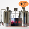 Factory Supply 2500L large beer brewery equipment