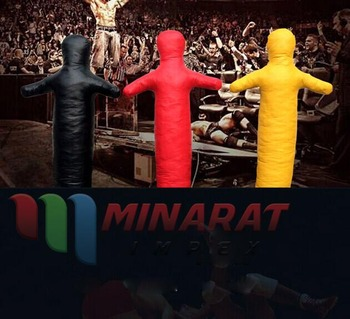 MMA Canvas Grappling Dummy BJJ / MMA Training Equipment