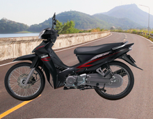 Made in Vietnam motorbike 110cc