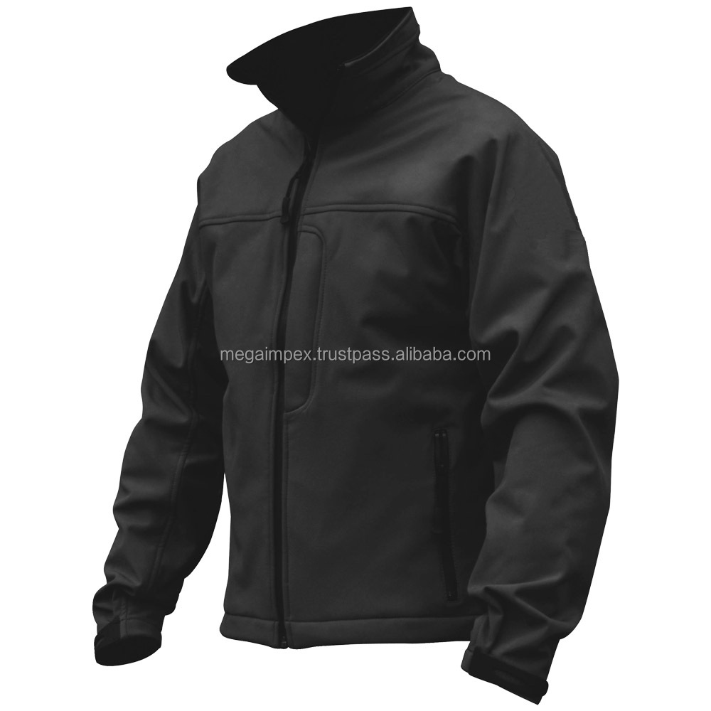 2017 soft shell jacket - WATER PROOF SOFT SHELL JACKET