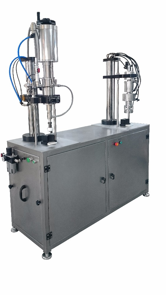 Manual Bagon (Bag) Valve Filling Machine
