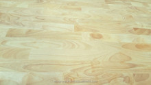 Finger joint laminated board rubber wood originated from Vietnam factory price