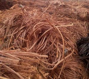 Millberry Copper Wire Scrap 99.9% For Sale