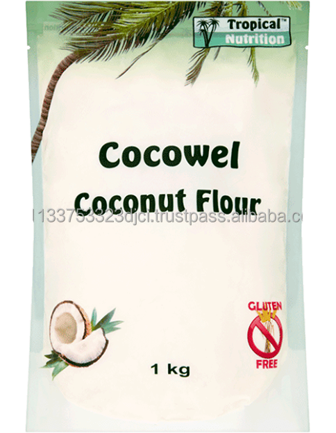 Snow white Coconut Flour