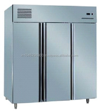 Vertical Stainless Steel Freezer(1.6LG3)