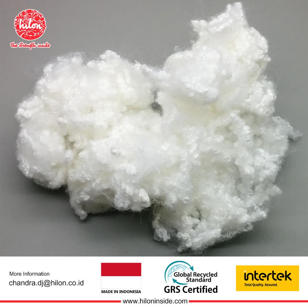 PSF Staple Fiber Hollow Conjugated Siliconized and Non Siliconized