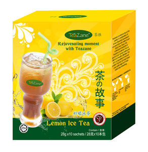 Malaysia Bestseller Instant Ice Lemon Tea Powder