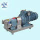 D-3A Stainless Steel Food Grade Transfer Pump Sanitary High Viscosity Rotary Lobe Pump