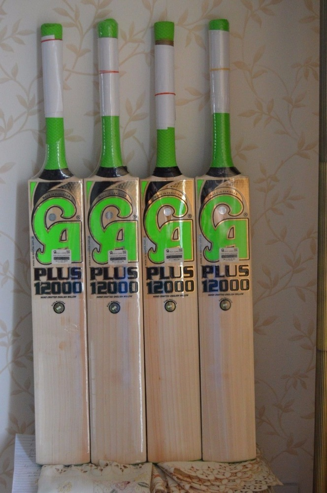 CA CRICKET BAT PLUS 12000 A GRADE ENGLISH WILLOW BAT