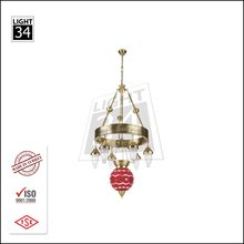 Arabic Chandelier Decorative Interior Pendant Lamp Traditional Lustre
