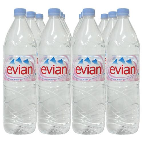 Evian Mineral Water 330ml & 500ml FROM FRANCE