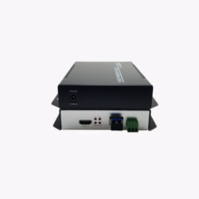 OEM Factory supplier <strong>1</strong> <strong>x</strong> uncompressed 4K HDMI video to fiber converter LC 10KM