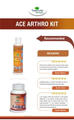 Ace Arthro Joint Care Kit from Ace Multiproducts