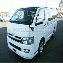 2010 HIACE BUS RIGHT HAND DRIVE