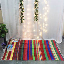 Wholesale Lots Cheap hand loomed Rugs Affordable Mats Area Rug Carpets Home Decor Dari