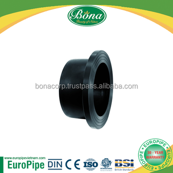 HDPE Pipe fitting STUB FLANGE, competitive prices