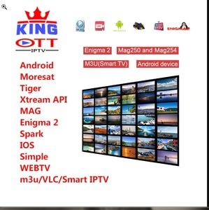 Iptv Espa a Spain Dutch Turkey Portugal Italia France Subscription Iptv M3u Youporn Vod For X96 H96 Mag Htv Android Tv box