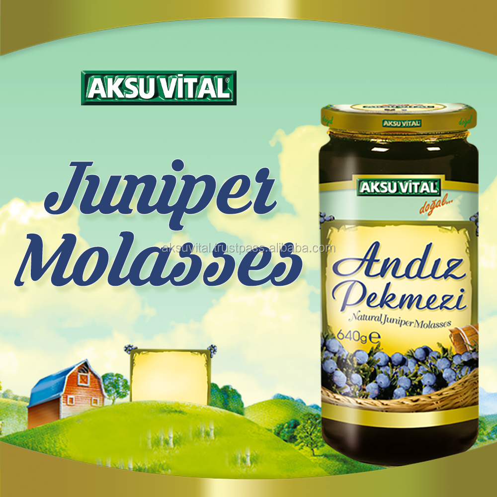 Wholesale Juniper Berries Concentrate Molasses Foods