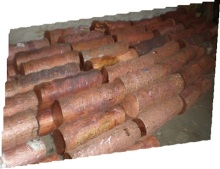 Copper Ingots 99.99% Pure Copper Ingots for sale