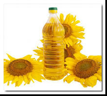 GRADE A REFINED SUNFLOWER OIL