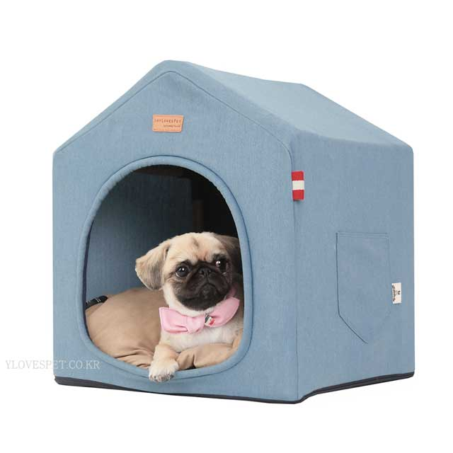 Eco-friendly pet dog cat house amylovespet Chelsea house
