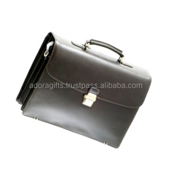Leather Bags For Men/ Office Executive Leather Bag