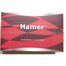 Men Candy Hamer Coffee Ginseng Candy OEM improve sexual ability candy