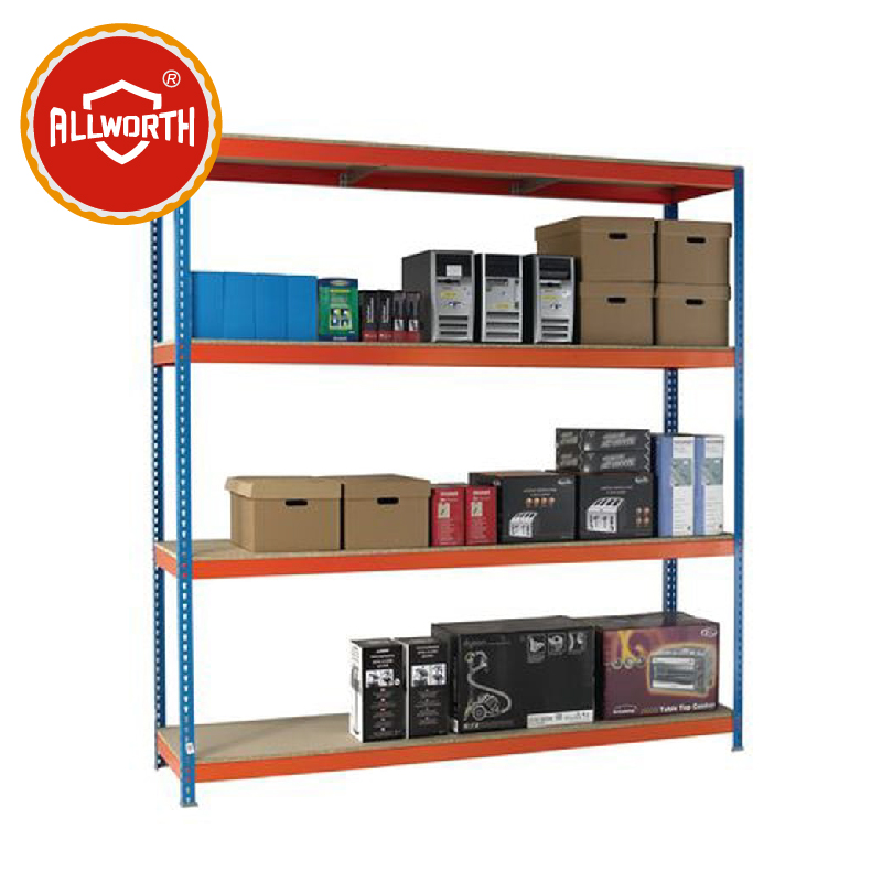 Light Duty Garage Storage Inner Hole Boltless Steel <strong>Shelves</strong>, Boltless Shelving, Boltless Racking