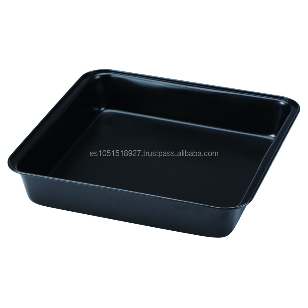 Top quality Baking bread mold with square shape tray carbon steel