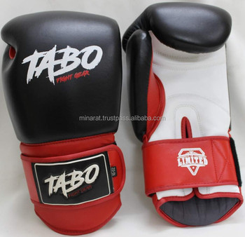 Boxing Gloves Red Sparring Kickboxing 10 12 14 16oz Training