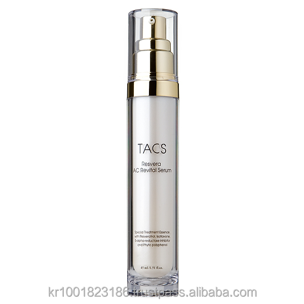 TACS acne care soothing whitening essence