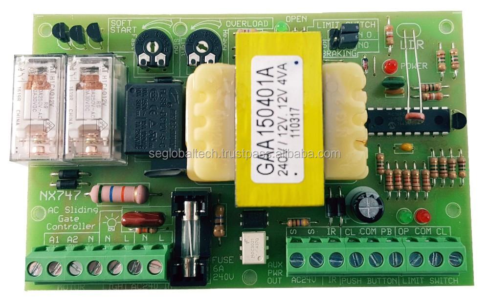 Autogate Mainboard