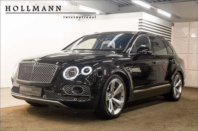 IN STOCK NEW BENTLEY BENTAYGA DIESEL 3956 CCM