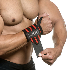 Powerlifting, Bodybuilding, Weight Lifting Wrist Supports Wrist Wraps for Weight Training
