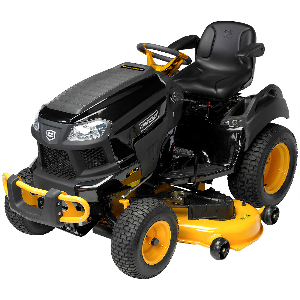 "Series 54"" 26 HP V-Twin TurnTight Extreme & Smart Lawn Technology"