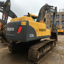 used volvo EC210BLC excavator for sale, cheap volvo excavator ec210blc